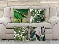 4-Pack Decorative Throw Pillow Cover 18x18,Home Decor Outdoor-Insert Not Include