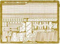TOMS MODEL WORKS 1/700 IJN BATTLESHIP DETAIL SET (ZUIHO & FUTURE SYOHO)   743
