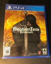 Kingdom Come [ Deliverance ] (PS4) NEW