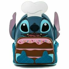 LOUNGEFLY DISNEY STITCH AS BAKER MINI BACKPACK 2020 NYCC EXCLUSIVE *IN HAND*