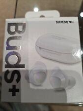 Samsung Galaxy Buds+ Plus Bluetooth True Wireless Earbuds - White