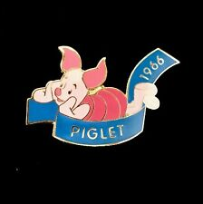 Disney Pins; Piglet 1966 Countdown To Millennium #79 Pin