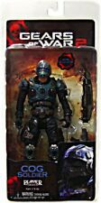 NECA Gears of War 2 COG Soldier Action Figure [Shotgun & Lancer]