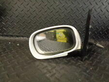 2002 NISSAN MICRA 1.0 3DR PASSENGER SIDE MANUAL WING MIRROR WHITE