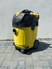 More details for dewalt d27905 vacuum cleaner yellow 110v with new filter & hose