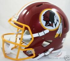 WASHINGTON REDSKINS - Riddell Full Size SPEED Replica Helmet
