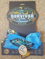 Survivor Buff - Amazon S6 Blue Tambaqui Tribe