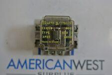 Square D Class 8501 Type KPD13 SPDT 24VDC Relay w/ 8501NR61 Series B Socket Base