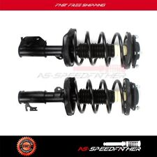 For 2000-03 Mazda Protege Complete Shocks Strut & Coil Springs Front Pair