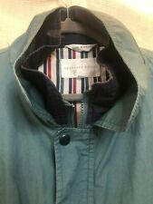 Geoffrey Beene Mens Jacket Large Windbreaker Zip Front Vintage Father's Day Gift