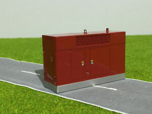 Generator(aggregaat),1:50 scale,ideal as a load,WSI truck models 04-1147