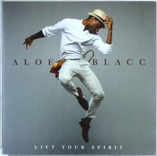CD - Aloe Blacc - Lift Your Spirit - A5151
