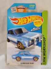 1970 Ford Escort RS1600 1/64 Die-cast Model From the HW Workshop by Hot Wheels