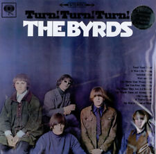 THE BYRDS TURN! TURN! TURN! VINILE LP 180 GRAMMI NUOVO