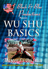 Master Li Pei Yun's Wushu Basics Instructional DVD