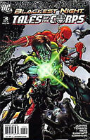 Blackest Night Tales of the Green Lantern Corps #3 Variant Comic 1:25 Incentive