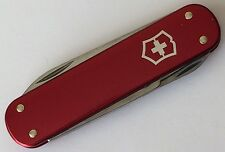 Swiss Army Knife With Money Clip Red, Victorinox 53739, New In Box