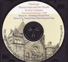 Pittsburgh Pennsylvania and Her People In Four Volumes