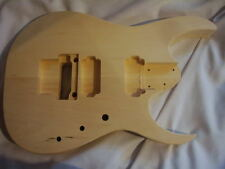 Unfinished RG Jem Guitar Body - JPM - Fits RG Necks