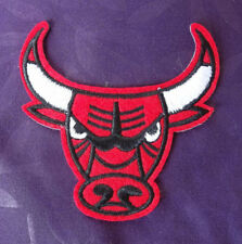CHICAGO BULLS PATCH EMBROIDERED MICHAEL JORDAN BASKETBALL DIY