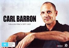 Carl Barron Collector's Gift Set (DVD, 2014, 4-Disc Set) New Region 4