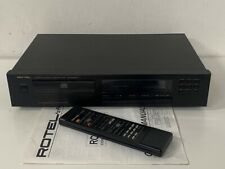 High End ROTEL RCD-945AX Single Disc CD Player + Remote Control & Manual