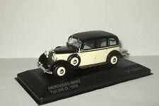 1:43 IXO Whitebox Mercedes Benz Typ 260 D 1936 limousine