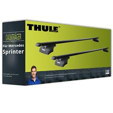 Thule SquareBar - Dachträger - Stahl - für Mercedes Sprinter Kombi NEU komplett