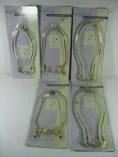 "Lot of 5 Portfolio 8"", 9"", 10"", Lamp Harps Sealed Package"