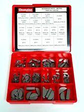CHAMPION METRIC WOODRUFF KEYS ASSORTMENT KIT (164 Pieces)