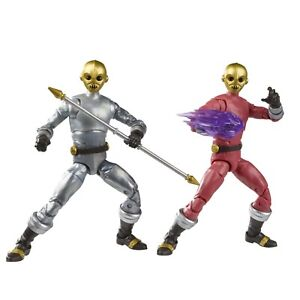 Power Rangers Lightning Collection Zeo Cogs 2-Pack New Machine Empire Sealed