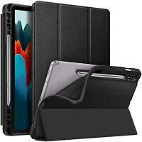 For Samsung Galaxy Tab S7 11'' SM-T870 Smart Case Soft TPU Cover Auto Wake/Sleep