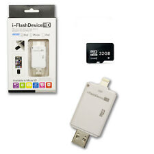 I-Flash Dispositif HD 16 GB Clé USB pour OTG Ios Ipod IPHONE IPAD Mac
