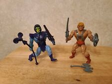 New Listingvintage he-man action figures lot