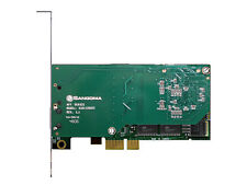 Sangoma A101DE AFT Single T1 E1 DataStreams PCIE Asterisk Voice Card EC Hardware