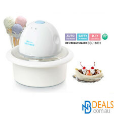 Clear Stock - New D.I.Y Ice Cream Maker and Ice Yogurt Makerr Not Electricity