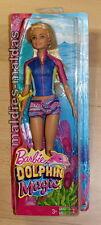 Barbie Magie der Delfine Barbie & Schnorchelzubehör FBD73 NEU/OVP Puppe