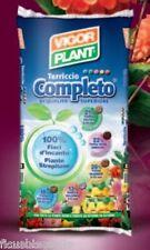 Vigor Plant Terriccio 70 Litri Torba Neutra per Piante Universale Completo