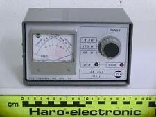 ZETAGI Professional Line Model 700 SWR&Power-Meter [494 36097]