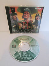 PC - Age of Empires II The Conquerors Expansion