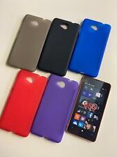 TPU Gel case for Nokia Lumia 650