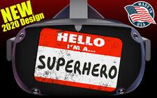 SuperHero Skin that fits the Oculus Quest