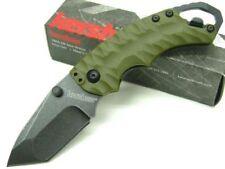 KS8750TOLBW Couteau Kershaw OD Green Shuffle II 8Cr13MoV Blade GFN Handle