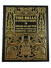 Easton Press Bells And Other Poems Edgar Allan Poe Leather Bound limited edition
