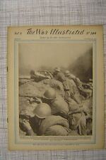 The War Illustrated # 144 (New Guinea, Bizerta, Mustang, Halifax, Toulon Algier)