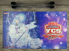 YuGiOh Witchcrafter Madame Verre Trading Card Game Custom Playmat Free  Tube