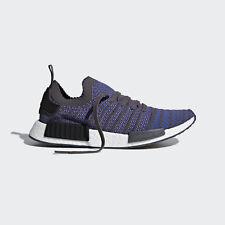 adidas Originals NMD_R1 STLT Primeknit Boost Men's Running Shoes NEW US 12 D