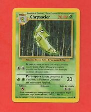 Carte pokemon française neuve SET DE BASE CHRYSACIER 54//102 70PV 1ER ED