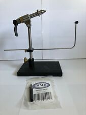 New listing HMH Spartan Fly Tying Vise w/Pedestal base, bobbin cradle and micro jaw