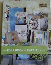 Stampin' Up Idea Book and Catalog 2010 2011